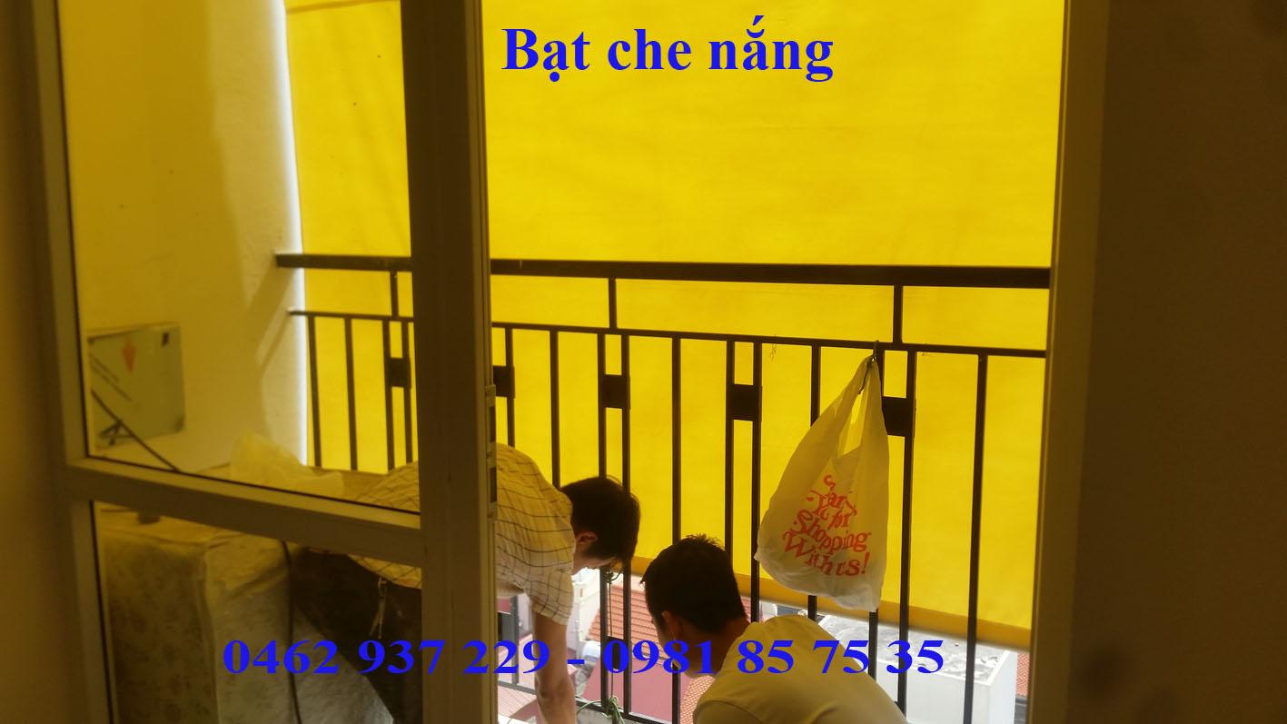 BẠT CHE NẮNG MƯA BAN CÔNG HOÀNG MAI