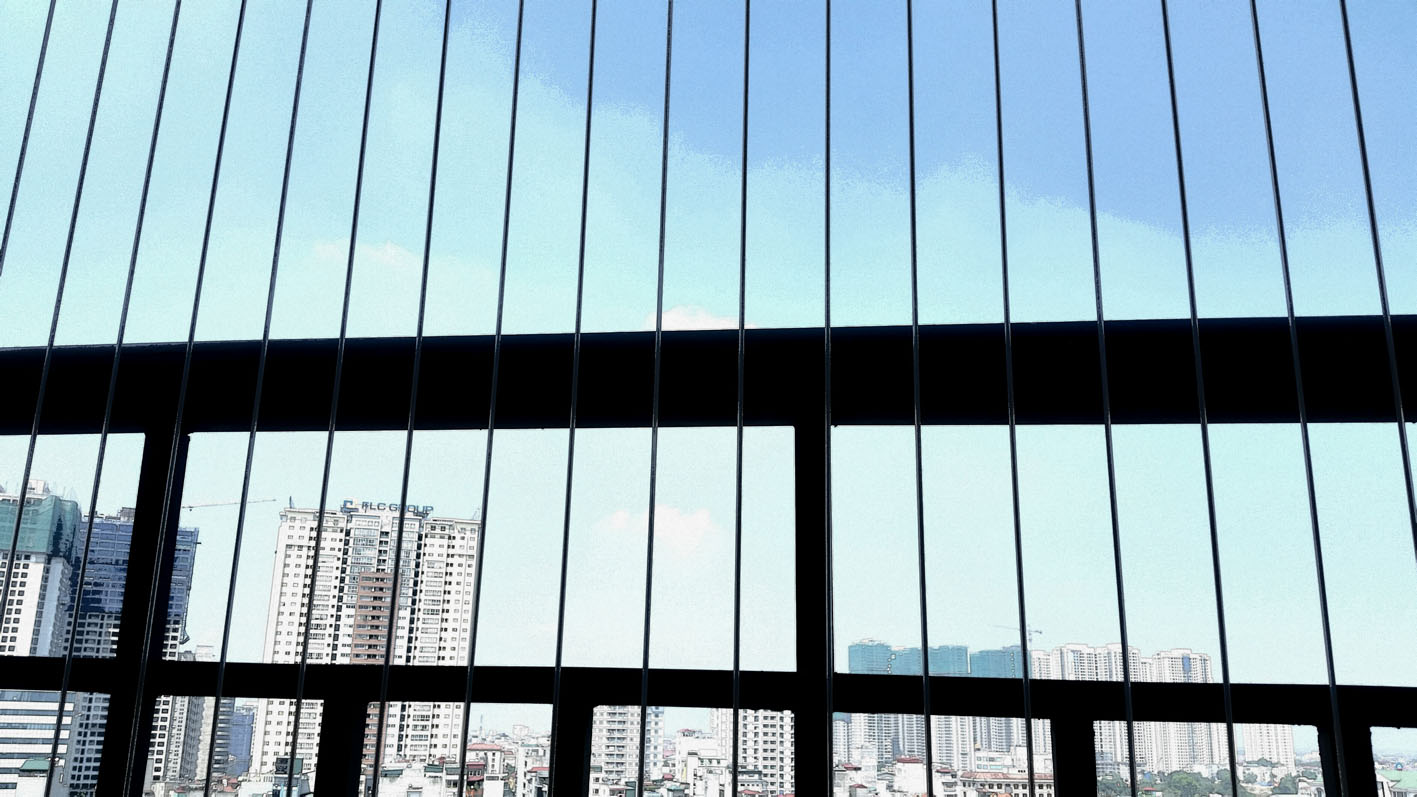 LƯỚI AN TOÀN BAN CÔNG TẠI CHUNG CƯ AN BÌNH CITY