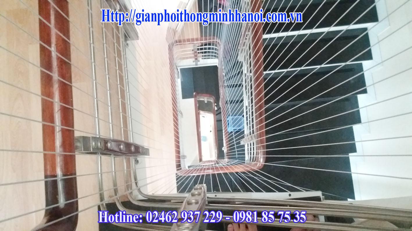 Lưới cầu thang