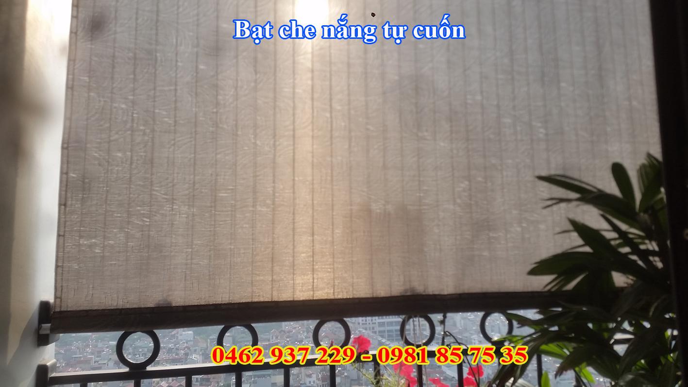 Bạt che nắng tự cuốn 203 Nguyễn Huy Tưởng