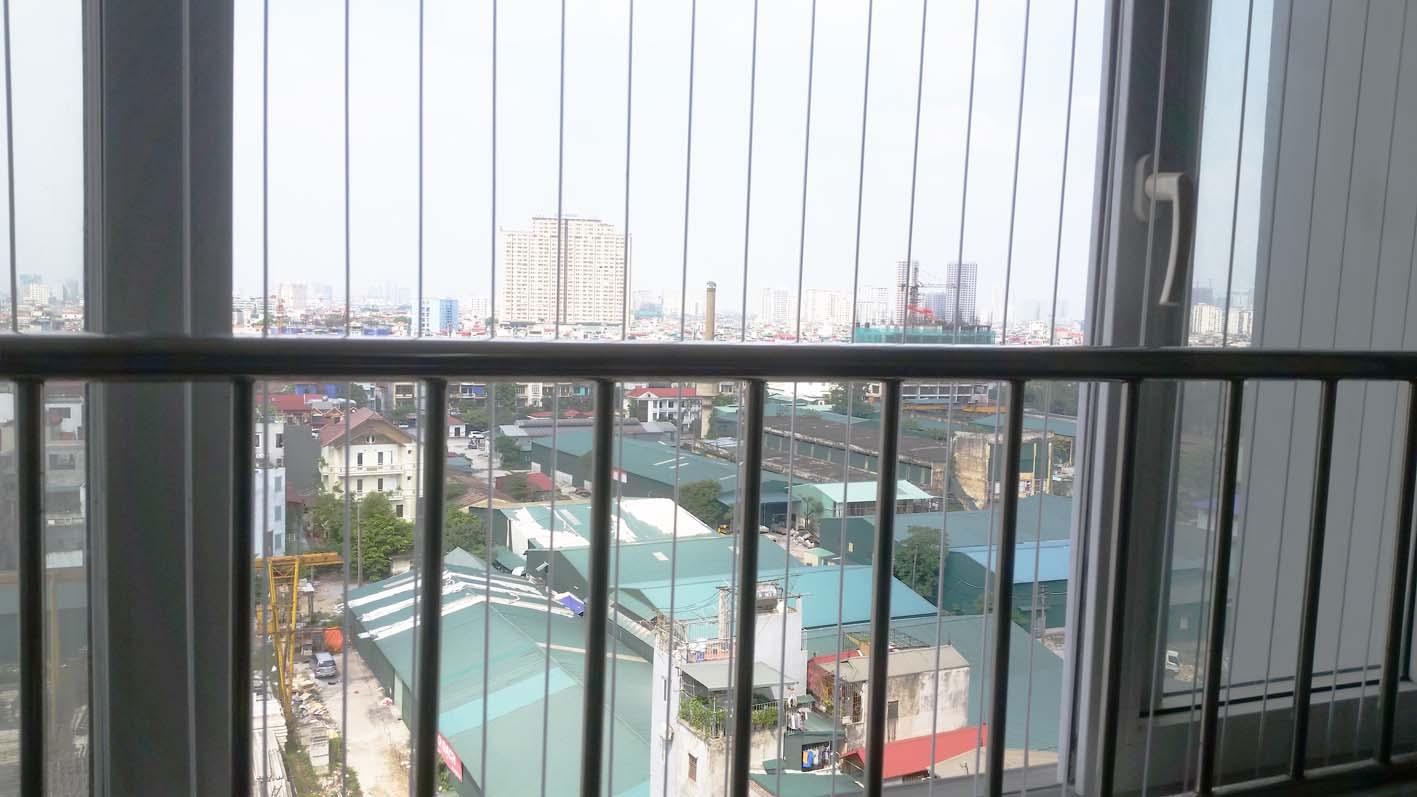 Lưới an toàn ban công  89 Phùng Hưng, Hà Đông
