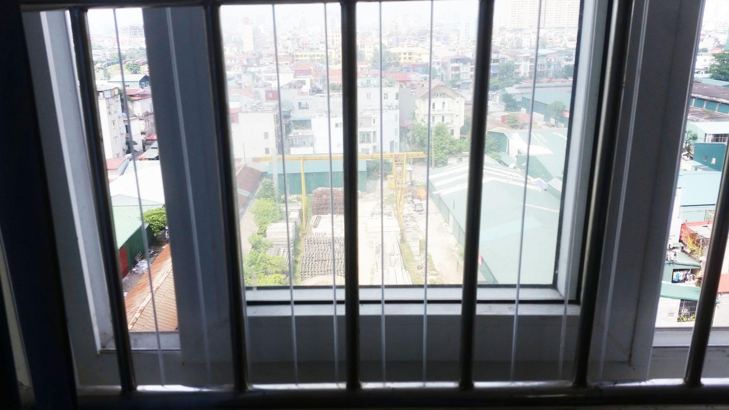 LƯỚI AN TOÀN BAN CÔNG TẠI CHUNG CƯ VINCOM PARK PLACE