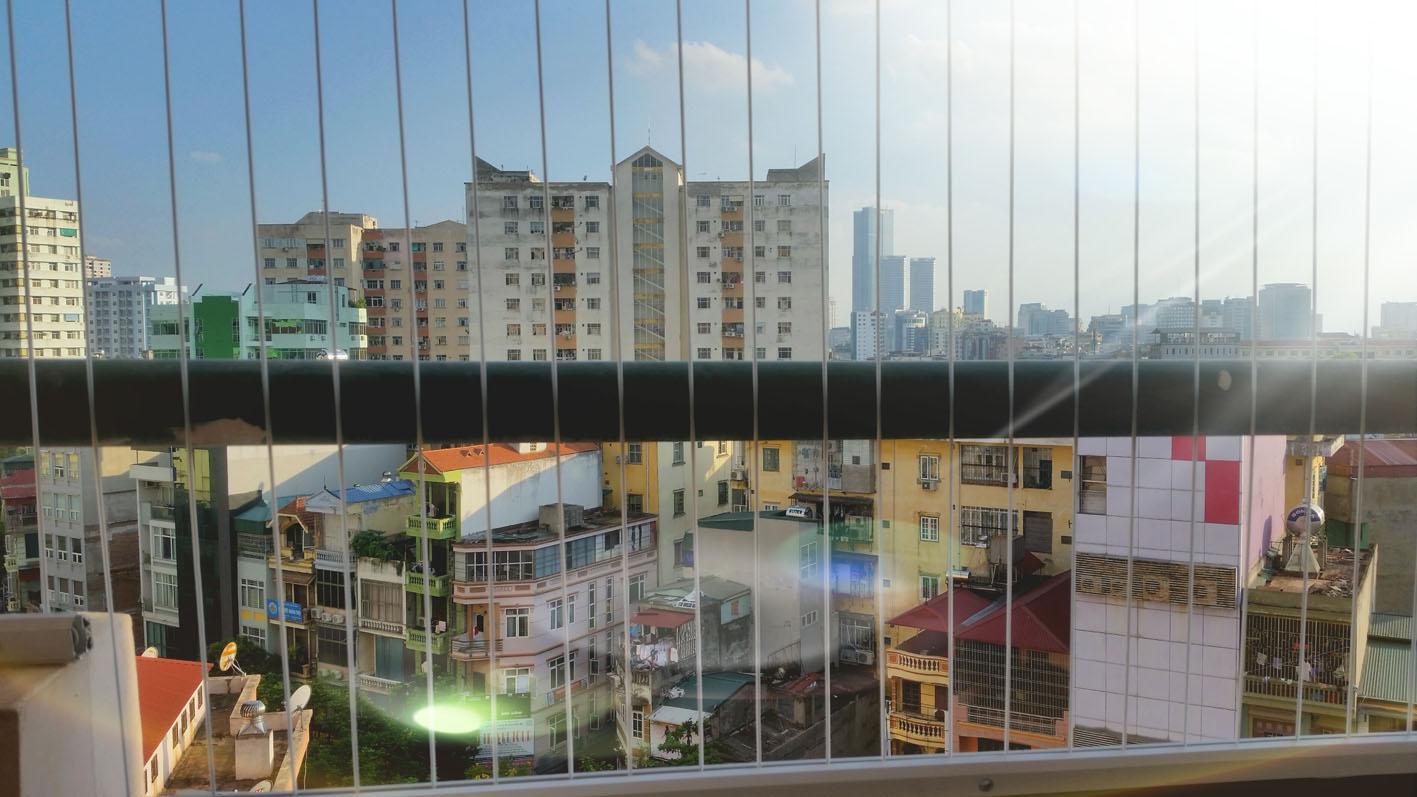 LƯỚI BẢO VỆ AN TOÀN BAN CÔNG HOÀNG MAI